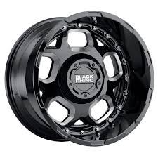 100 6 Lug Truck Wheels Details About 17 Black Rhino Gusset Black Milled Wheel 17x95 X55