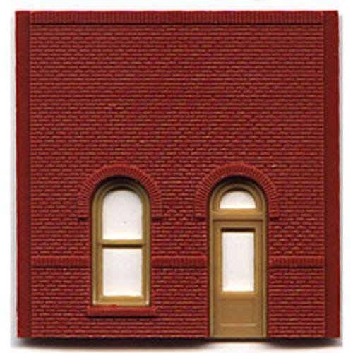 Woodland Scenics HO Scale Street Level Arch Entry Structure Model - 4pk