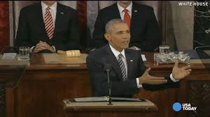Obama Empty Chair Tweet by Six Takeaways From Obama U0027s Last State Of The Union