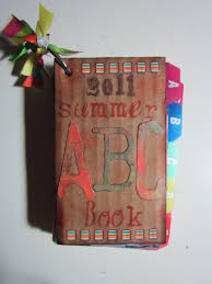 Summer ABC Book