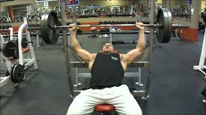 Proper Incline Barbell Bench Press Execution