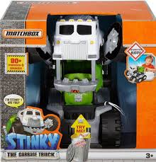 Carrito Para Niño Matchbox Stinky The Garbage Truck Xtreme C ... Stinky The Garbage Truck From Mattel Youtube Cheap Side Loader Find Amazoncom Matchbox Real Talking Mini Toys Stinky The Garbage Truck In Blyth Northumberland Gumtree Dxt65 Vehicle Vip Outlet Toy Trucks Unboxing Matchboxs Interactive Toyages 3 New In Box Eats Surprise Cars And Disney 2009 Ebay Buy Big Rig Buddies By Lego Juniors Shop For