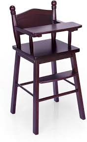 Guidecraft Espresso - Dark Cherry Wooden Doll High Chair - Fits 18'  American Girl Dolls G98105 Top 10 Best High Chairs For Babies Toddlers Heavycom Baby Doll Accsories To Buy 20 Littleonemag December 2011 Thoughts From The Gameroom Melissa Doug Classic Wooden Abacus Make Me Iconic Set Nursery Highchair Ever Dad Creates Star Wars 4in1 Rocking Horse Push Glider Pony Rocker Toy Musical Player Riding Chair Ride On Animal 15x Thicker Safer Durable Antislip Plans Woodarchivist New 112 Dollhouse Miniature Fniture White With Double Removable Tray Babyinfantstoddlers 3in1 Boosterchair Grows Your Child Adjustable Legs Antique Baby High Chair That Also Transforms Into A Rocking Doll White Wooden Flower Design In Hemel Hempstead Hertfordshire Gumtree