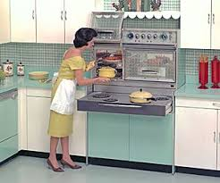 1958 Frigidaire Appliances Presenting Golden
