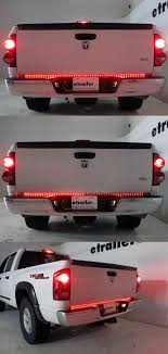 Rampage SuperBrite LED Tailgate Light Bar - Stop, Tail, Turn - 4 ...