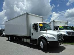 100 26 Truck FREIGHTLINER BOX VAN TRUCK FOR SALE 1309