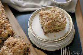 Chocolate Chip Walnut Streusel Coffee Cake All Roads Lead to the