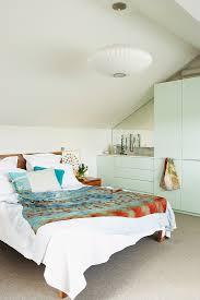 doppelbett neben schrank in modernem bild kaufen