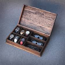 Dresser Valet Watch Box by Watch Box Men U0027s Watch Box Watch Box For Men Wood Watch