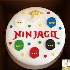 ninjago cake motivtorte geburtstagskuchen kinder ninjago