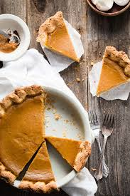 Pumpkin Puree Vs Pumpkin Pie Filling classic pumpkin pie foodness gracious