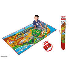 tapis de jeux voitures cars tapis de jeu 1 voiture achat vente tapis de jeu cdiscount