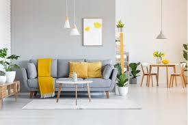 schön wohnen und einrichten mit gelb inteero