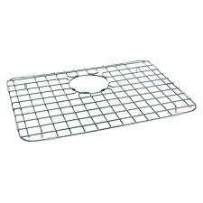 Stainless Steel Sink Grids Canada by Shop Franke Grande 17 In X 24 In Sink Grid At Lowes Com