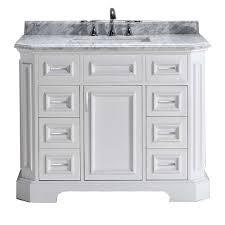 Home Depot Bathroom Vanity Sink Tops by 38 46 In Vanities With Tops Bathroom Vanities The Home Depot