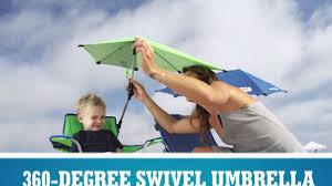 Sport Brella Chair With Umbrella by Sport Brella Mini Chair Youtube