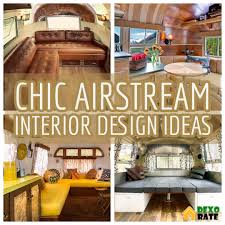 100 Airstream Interior Pictures 30 Chic Design Ideas You Have To Know