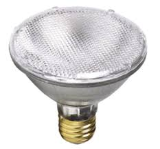 75 Watt PAR30S Philips Halogen Wide Flood 130V Light Bulb