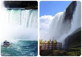 Skylon Tower Revolving Dining Room by Niagara Falls Smack Down The American Falls Vs The Canadian