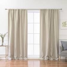 Absolute Zero Curtains Red by Victoria Classics Curtains Wayfair