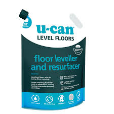 Self Leveling Floor Resurfacer Exterior by U Can U Can Floor Leveller 10 Kg Departments Diy At B U0026q
