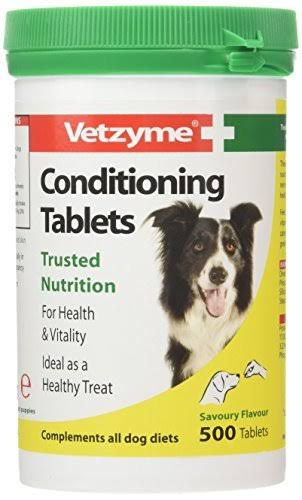 Vetzyme Conditioning 500 Tablets