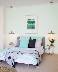 Mint Green Bedroom Ideas by Astonishing Mint Green Wall Decorating Ideas With Wood Floors