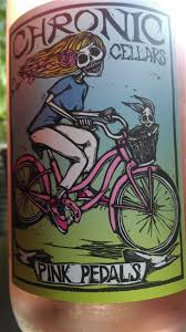 Sofa King Bueno 2015 Chronic Cellars by 2015 Chronic Cellars Pink Pedals Usa California Central Coast