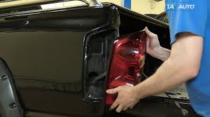 how to install replace lights and bulbs 2006 08 dodge ram