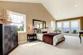 chambre du vide grande chambre à coucher de luxe classique image stock image du
