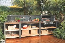 outdoorküchen zuhausewohnen