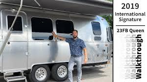 100 Used Airstream For Sale Colorado 2019 International Signature 23FB Travel Trailer Walk Through