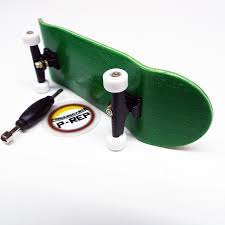 P-REP 29mm Performance Tuned Fingerboard Trucks - Green Broken ...