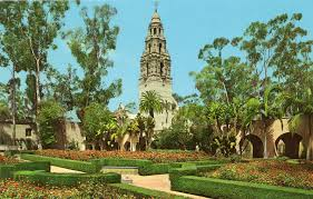 Balboa Park Halloween by San Diego Postcard Eddie Rare U0026 Unique Postcards At Affordable