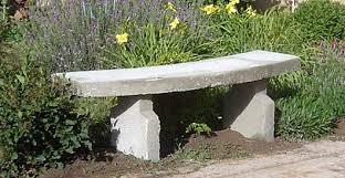 concrete garden bench u2013 how to make
