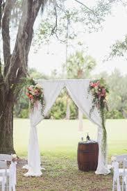 Rustic Wedding Arch Decorations Wine Barrel Ideas