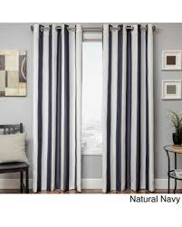 Striped Curtain Panels 96 by Amazing Deal On Softline Sunbrella Cabana Stripe Indoor Outdoor
