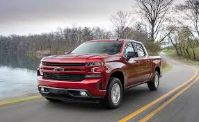 2019 Chevrolet Silverado, GMC Sierra Get Turbo I-4 Option In Mpg ...