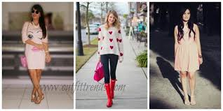 2018 Cute Valentines Day Outfits For Teen Girls