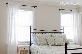 No Drill Curtain Rods Ikea by Curtain No Drill Decorate The House With Beautiful Curtains