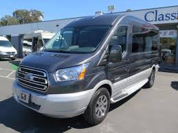 New Luxury Conversion Vans