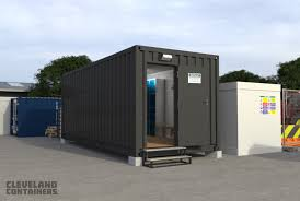 100 Sea Container Accommodation On Site Shipping Changing Rooms Cleveland S