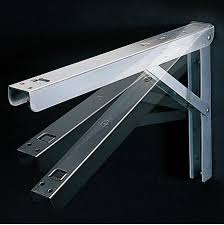folding shelf brackets select option folding shelf bracket