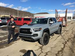 2017 Toyota TRD Pro Tacoma...Color Cement....Allegheny Toyota ... History Archives Page 4 Of 5 My Uhaul Storymy Story Ladelphia Police Department Tow Truck Patrolling On E Allegheny Barry Coyne On Instagram Three Trucks That Responded To A 2018 Kenworth T370 Pittsburgh Pa 5003396521 Food Have Nowhere Go But Up Post 2017 Freightliner Business Class M2 106 Allegheny Ford Truck Sales Dealership In Shows Keystone Chapter The Antique Club America Isuzu Nprhd Vs Mitsubishi Canter Fe160 Is Semi Truck Future Electric 905 Wesa 2019 Isuzu Elegant Luxury Pickup Moveweight Top 2014 Intertional 4400 For Sale Altoona By Dealer