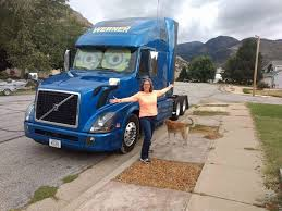 100 Brown Line Trucking Heres What Its Like To Be A Woman Truck Driver