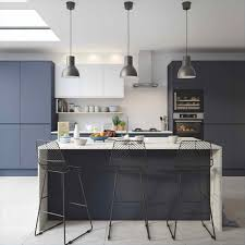 100 Sophisticated Kitchens Ultra Sophisticated Slick Our New Luna Midnight Is The