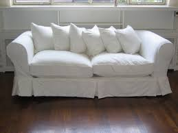 Best Fabric For Sofa Slipcovers by Best White Fabric Sofa 21 On Sofas And Couches Set With White
