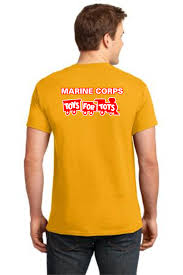 toys for tots t shirts