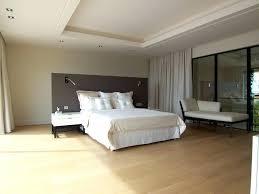 chambre parquet lit blanc moderne du00e9coration chambre avec parquet couvre