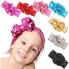 click to buy u003c u003c newest trendy children head wear metallic messy